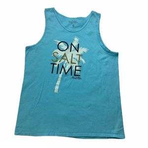 SALE 5/20.00 SALT LIFE graphic tank
